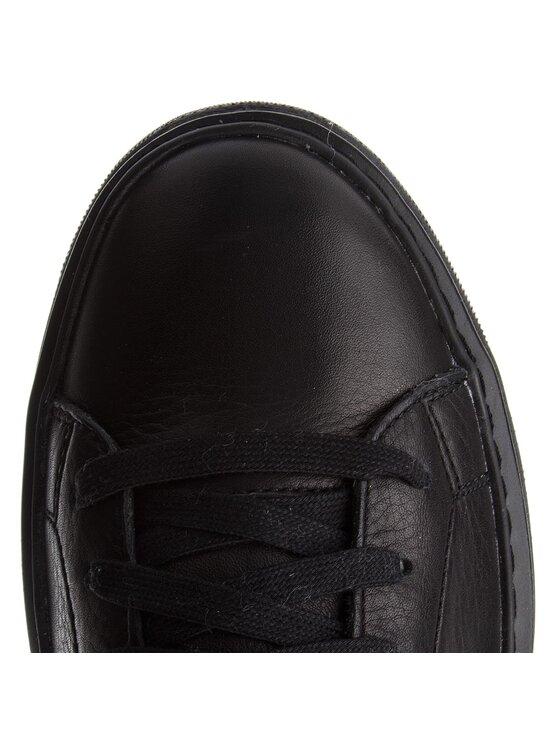 Geox Geox Sneakersy D Deiven G U845WG 000FV C9999 Černá