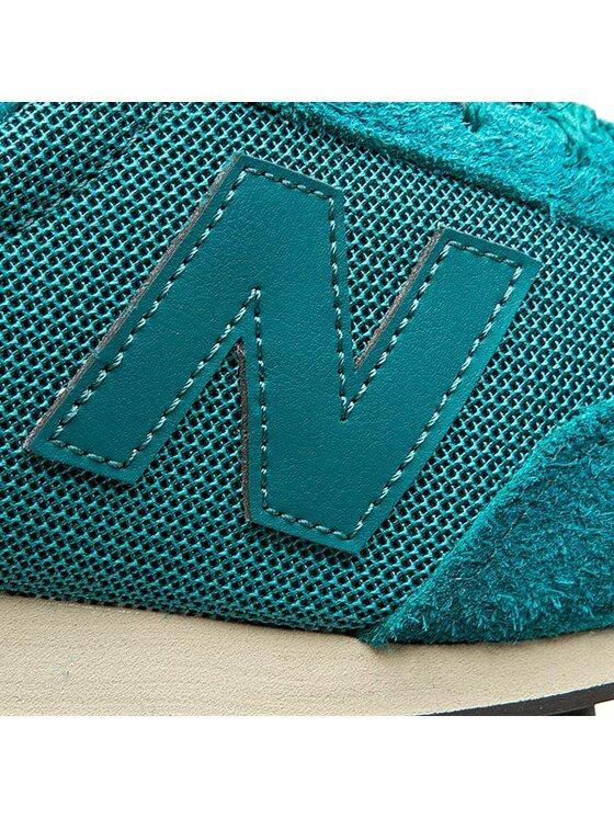 New Balance New Balance Сникърси Classics U410VG Зелен