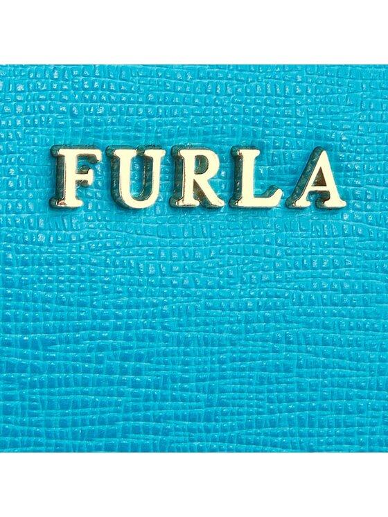 Furla Furla Малък дамски портфейл Babylon 7990625 P PN51 B30 Син