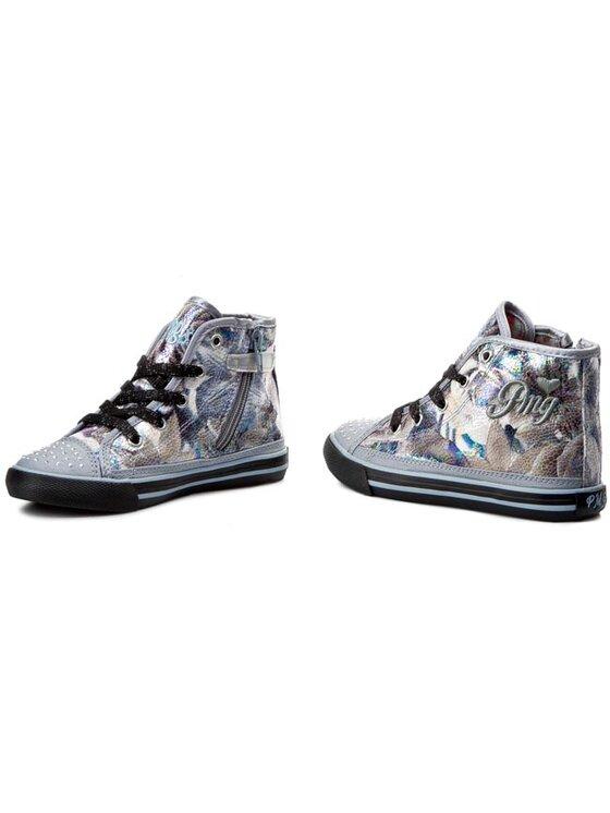 Primigi Primigi Pantofi Colle 4386100 Argintiu