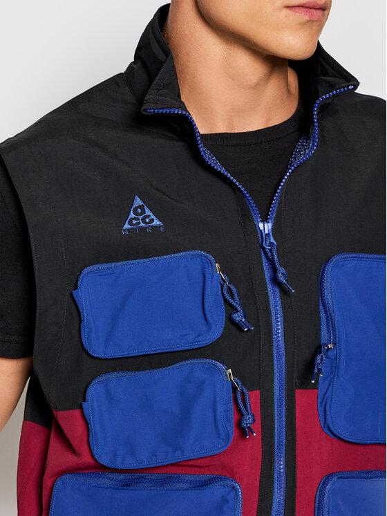 Nike Nike Kamizelka ACG Cargo CW0835 Czarny Regular Fit