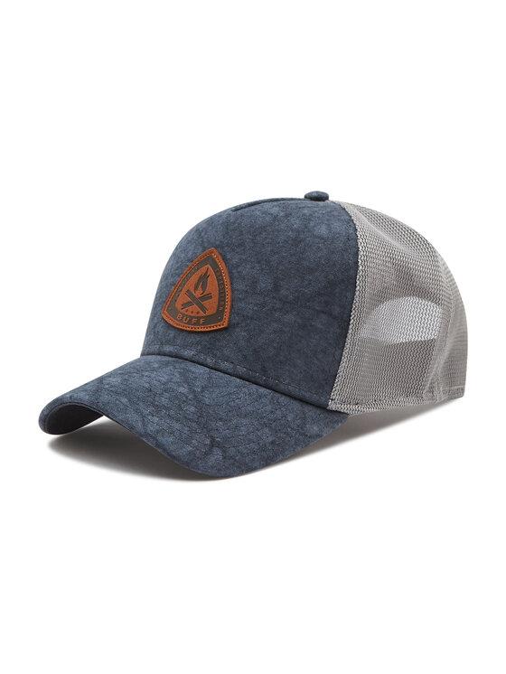 Buff Kepurė su snapeliu Trucker Cap 125364.707.30.00 Tamsiai mėlyna