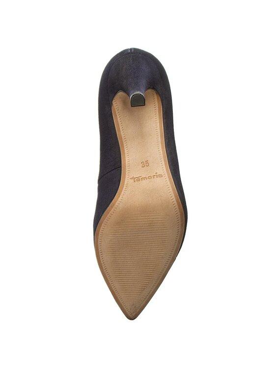 Tamaris Tamaris Κλειστά παπούτσια 1-22497-27 Σκούρο μπλε