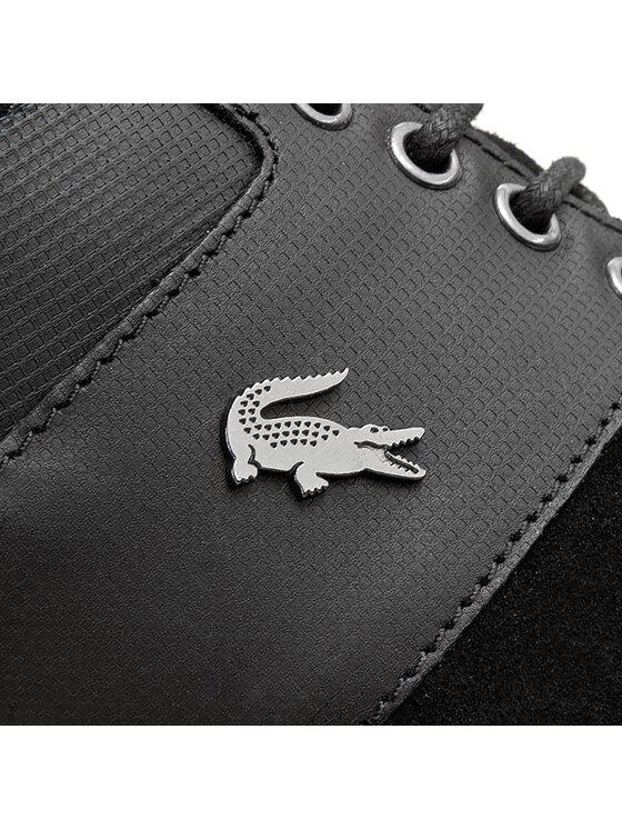 Lacoste Lacoste Sneakersy Taloire 15 7-29SRM2147024 Czarny