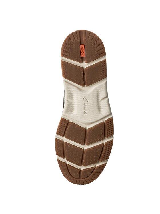 Clarks Clarks Κλειστά παπούτσια Orson Bay 261318597 Γκρι