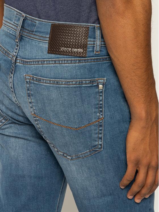Pierre Cardin Pierre Cardin Jeansy 30915/000/7701 Modrá Modern Fit