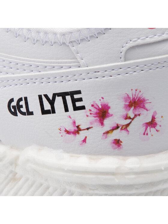 Asics Asics Sneakers HyperGel-Lyte 1192A083 Alb