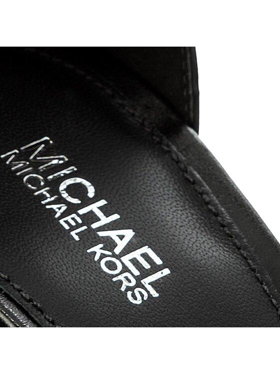 MICHAEL Michael Kors MICHAEL Michael Kors Espadrilky Beth Wedge 40S8BTHS1L Černá