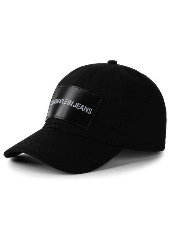 Calvin Klein Jeans Calvin Klein Jeans Καπέλο Jockey J Calvin Klein Jeans Cap M K40K400863 Μαύρο