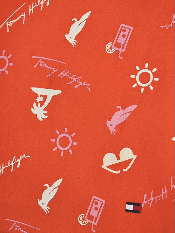 TOMMY HILFIGER TOMMY HILFIGER Badeanzug One Piece UG0UG00341 D Orange