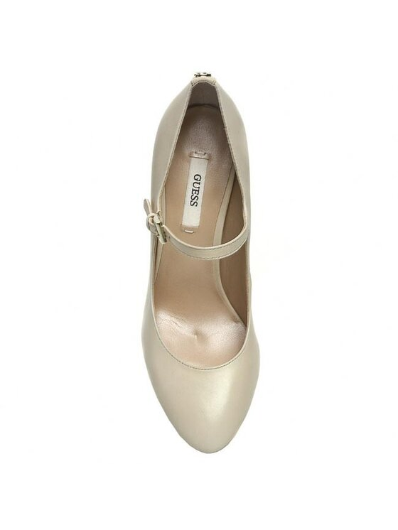 Guess Guess Chaussures basses FL2ANU LEA08 Beige