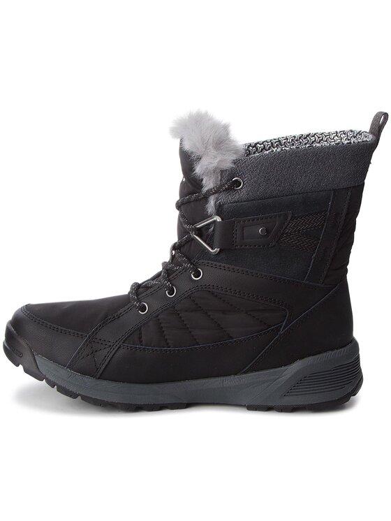 Columbia Columbia Śniegowce Meadows Shorty Omni-Heat 3D BL5966 Czarny