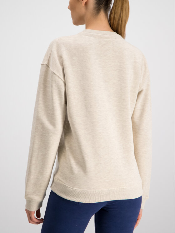 Pepe Jeans Pepe Jeans Bluza PL580546 Beżowy Regular Fit