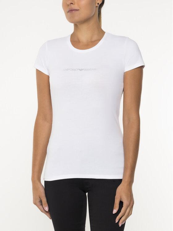 Emporio Armani Underwear Emporio Armani Underwear T-shirt 163320 CC317 00010 Bianco Regular Fit