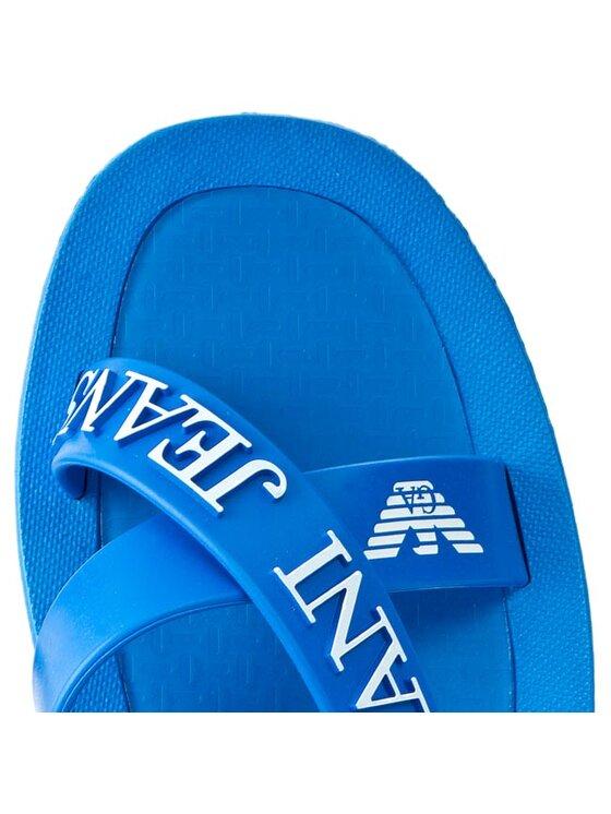 Armani Jeans Armani Jeans Pantoletten 06597 69 R8 Blau