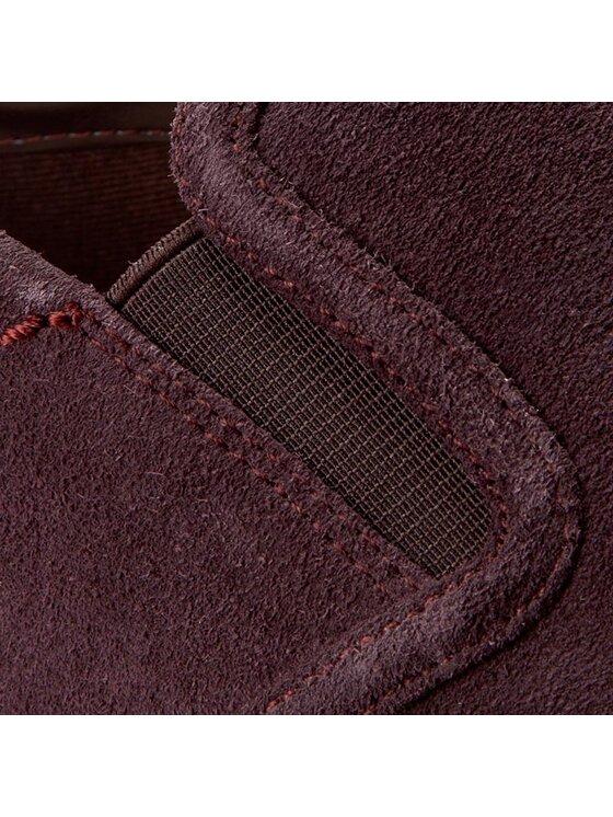 Clarks Clarks Sportbačiai Glove Puppet 261186394 Violetinė