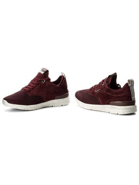 Pepe Jeans Pepe Jeans Sneakers Jayden Tech PMS30410 Dunkelrot