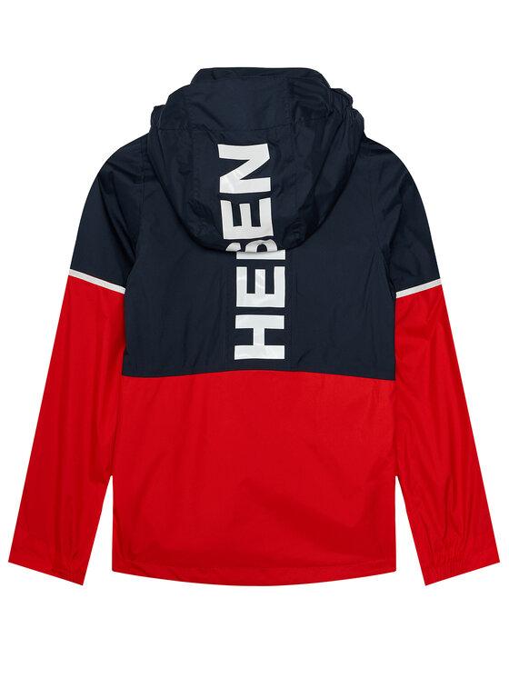 Helly Hansen Helly Hansen Kurtka przeciwdeszczowa Pursuit 41686 Czerwony Regular Fit
