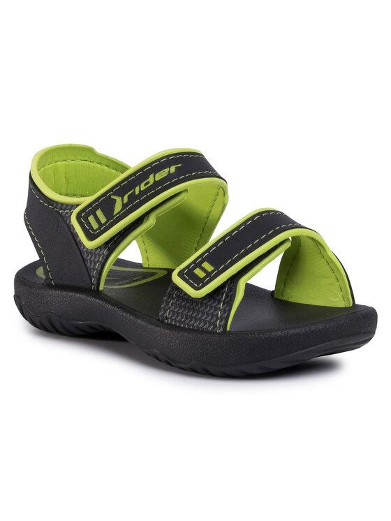 Rider Basutės Basic Sandal IV Baby 82815 Juoda