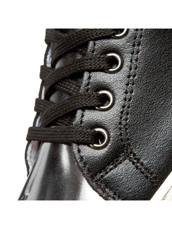 Liu Jo Liu Jo Sportcipő Sneaker Cotone S66041 P0015 Fekete