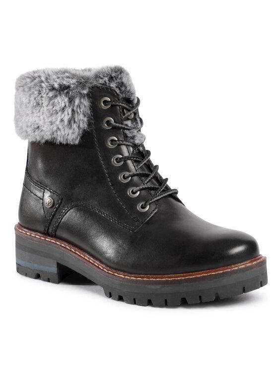 Wrangler Aulinukai Denver Alaska Leather WL02541A Juoda
