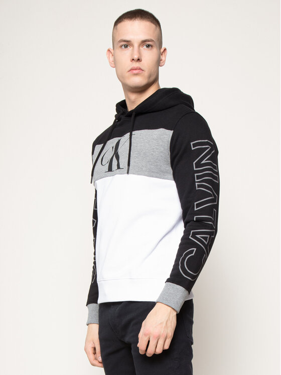 Calvin Klein Jeans Calvin Klein Jeans Sweatshirt Statement J30J314121 Bunt Regular Fit