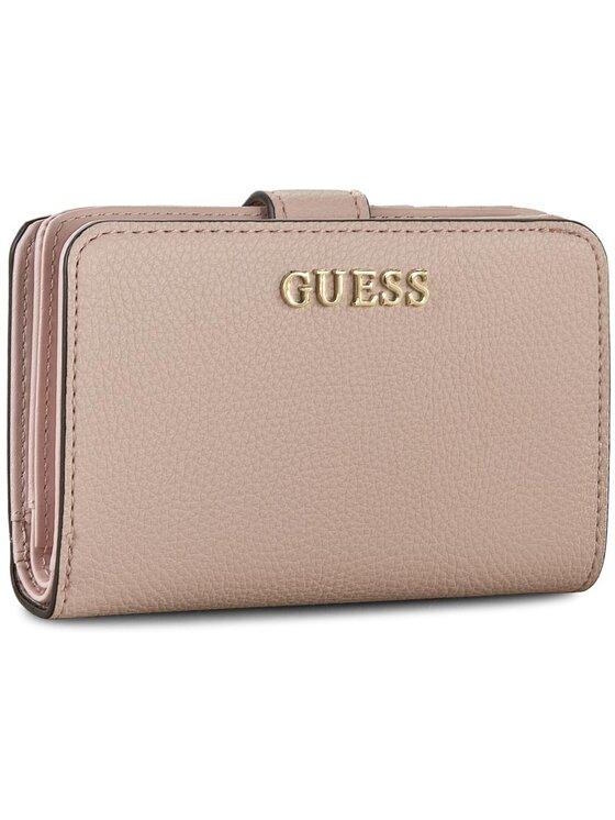 Guess Guess Голям дамски портфейл SWTULI P7267 Розов