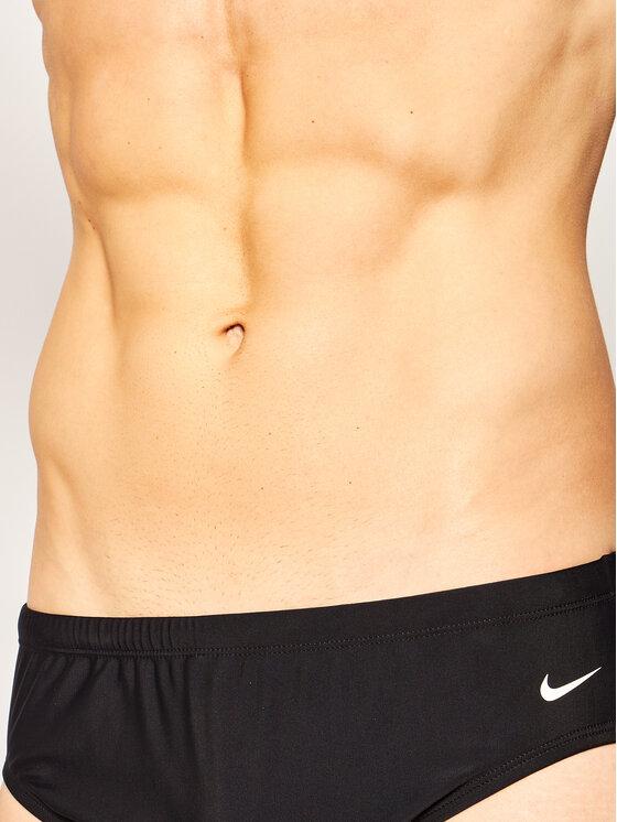 Nike Nike Kąpielówki Swoosh NESS9101 Czarny