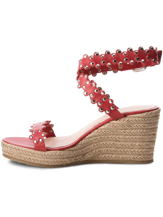 Red Valentino Red Valentino Espadrilles PQ0S0A63 Rot