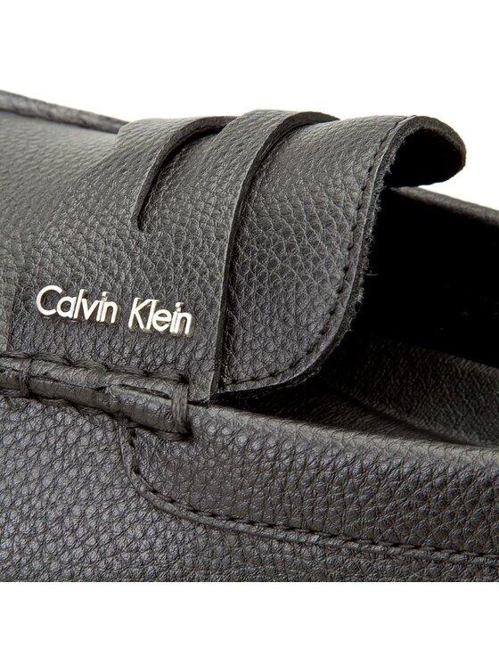 Calvin Klein Calvin Klein Mokasyny Martyn F1711 Czarny