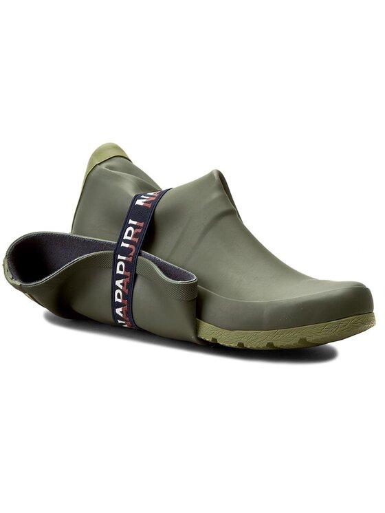 Napapijri Napapijri Guminiai batai Vik 13799454 Žalia