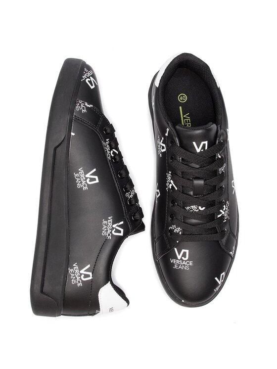 Versace Jeans Versace Jeans Laisvalaikio batai E0YTBSH2 Juoda