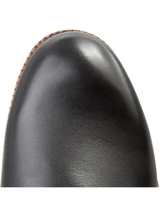Tommy Hilfiger Tommy Hilfiger Šnurovacia obuv Tommy Colton 7A FM56819497 Čierna