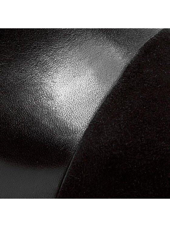 Armani Jeans Armani Jeans Botine Z5585 48 12 Negru