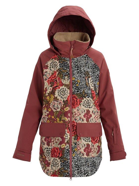Burton Burton Snowboardová bunda Prowess 10083106650 Červená Regular Fit