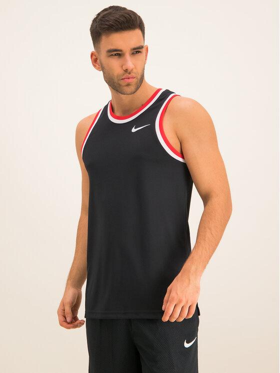 Nike Nike Funkční tričko Classic AQ5591 Černá Standard Fit