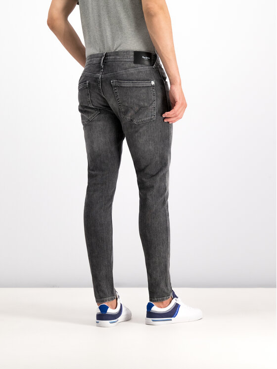 Pepe Jeans Pepe Jeans Дънки PM204890WE7R Сив Relaxed Fit