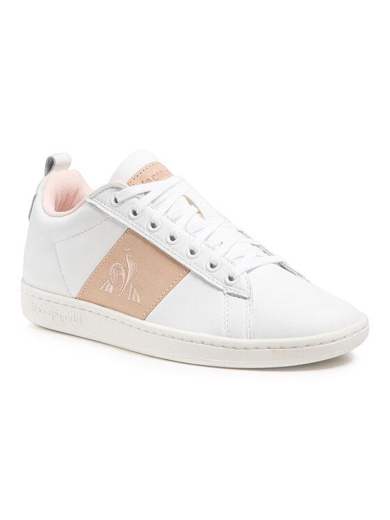 Le Coq Sportif Laisvalaikio batai Courtclassic 2110123 Balta