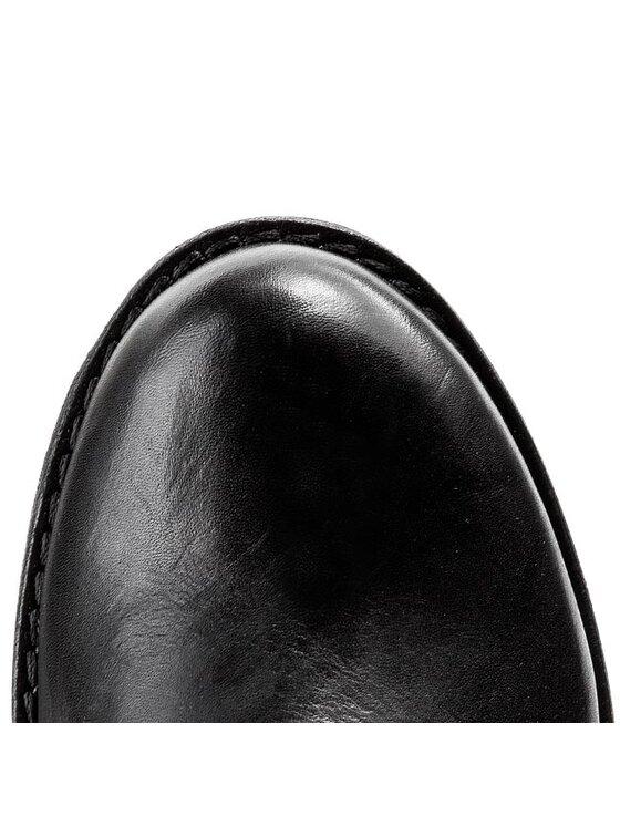 Geox Geox Členková obuv D Virna B Abx D D44N5D 00043 C9999 Čierna