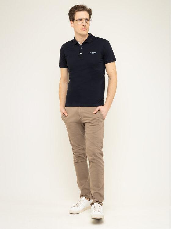 Baldessarini Baldessarini Polo marškinėliai Pablo Nos 47405/000/5361 Tamsiai mėlyna Slim Fit