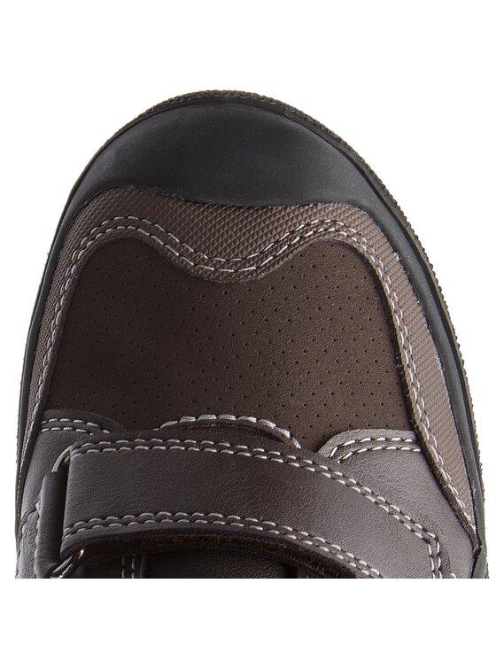 Geox Geox Κλειστά παπούτσια J Artach B. A J8434A 05054 C6483 Καφέ