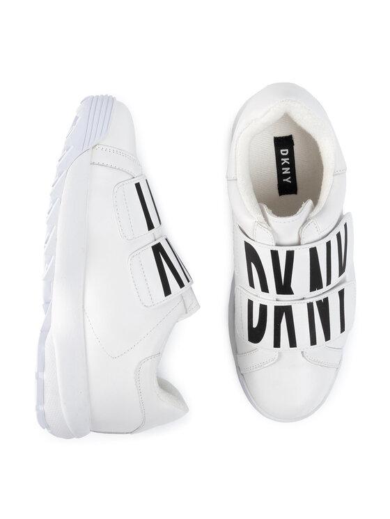 DKNY DKNY Laisvalaikio batai Dessa K2920198 Balta