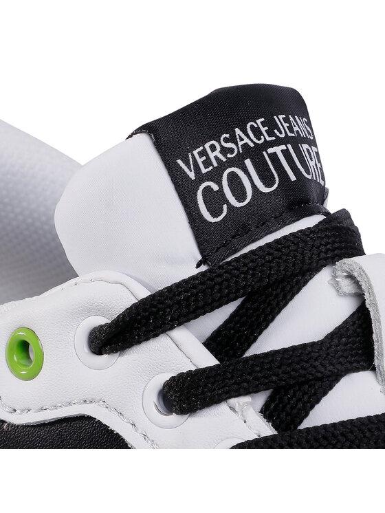 Versace Jeans Couture Versace Jeans Couture Sneakersy E0YVBSF8 Biały