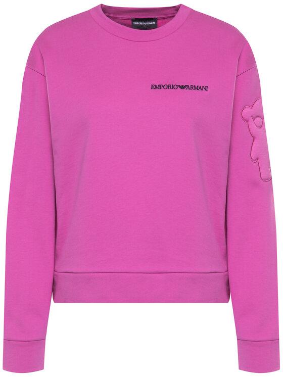 Emporio Armani Emporio Armani Sweatshirt 3H2M6R 2JVTZ 0309 Rosa Regular Fit