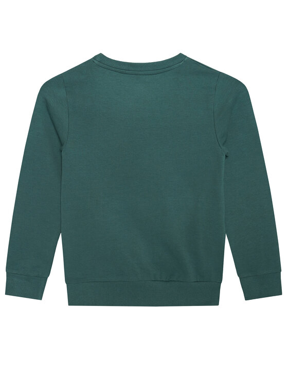 LEGO Wear LEGO Wear Bluza 12010054 Zielony Regular Fit