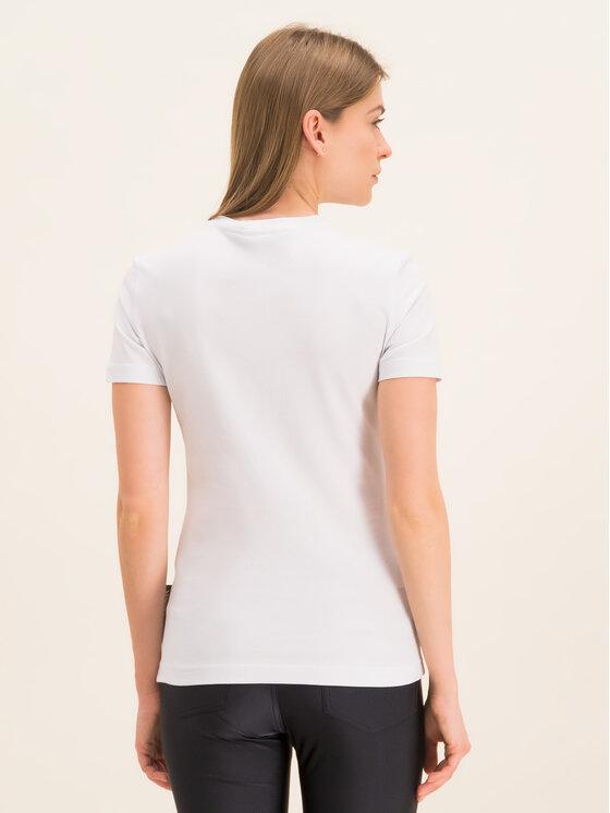 Versace Jeans Couture Versace Jeans Couture T-Shirt B2HVA7T1 Bílá Regular Fit