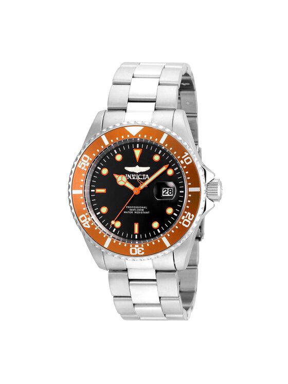 Invicta Watch Laikrodis 22022 Sidabrinė