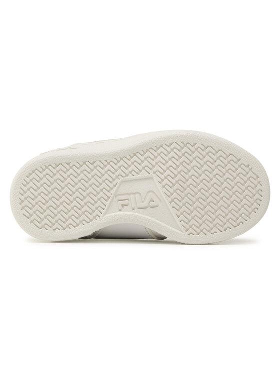 Fila Fila Sneakersy Arcade Velcro Infants 1011078.1FG Biały