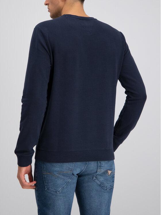Guess Guess Μπλούζα Ben M94Q35 K92C0 Σκούρο μπλε Regular Fit