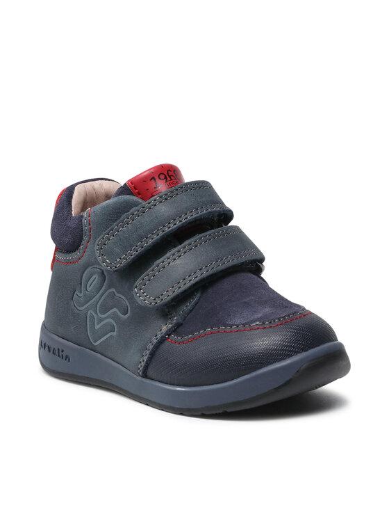Garvalin Auliniai batai 191311 Tamsiai mėlyna